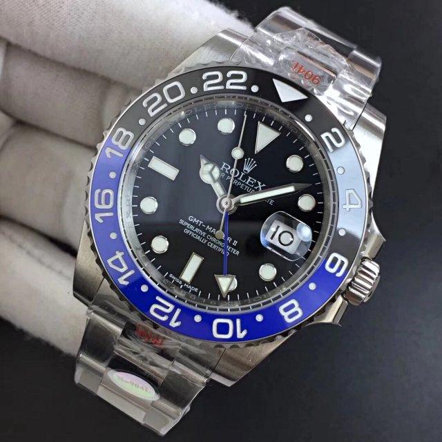 Rolex GMT Master II 116710BLNR 2