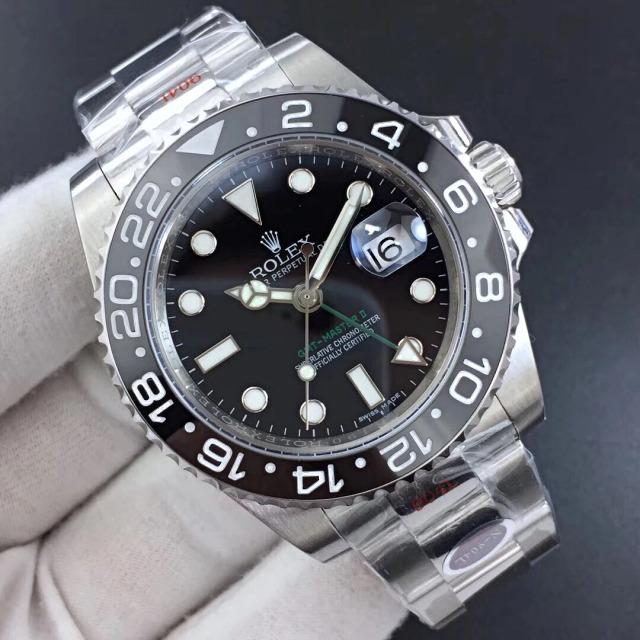 Replica Rolex GMT Master II 116710LN 1